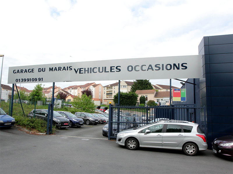 Garage du marais garage automobile domont dans le val d for Voiture occasion dans un garage