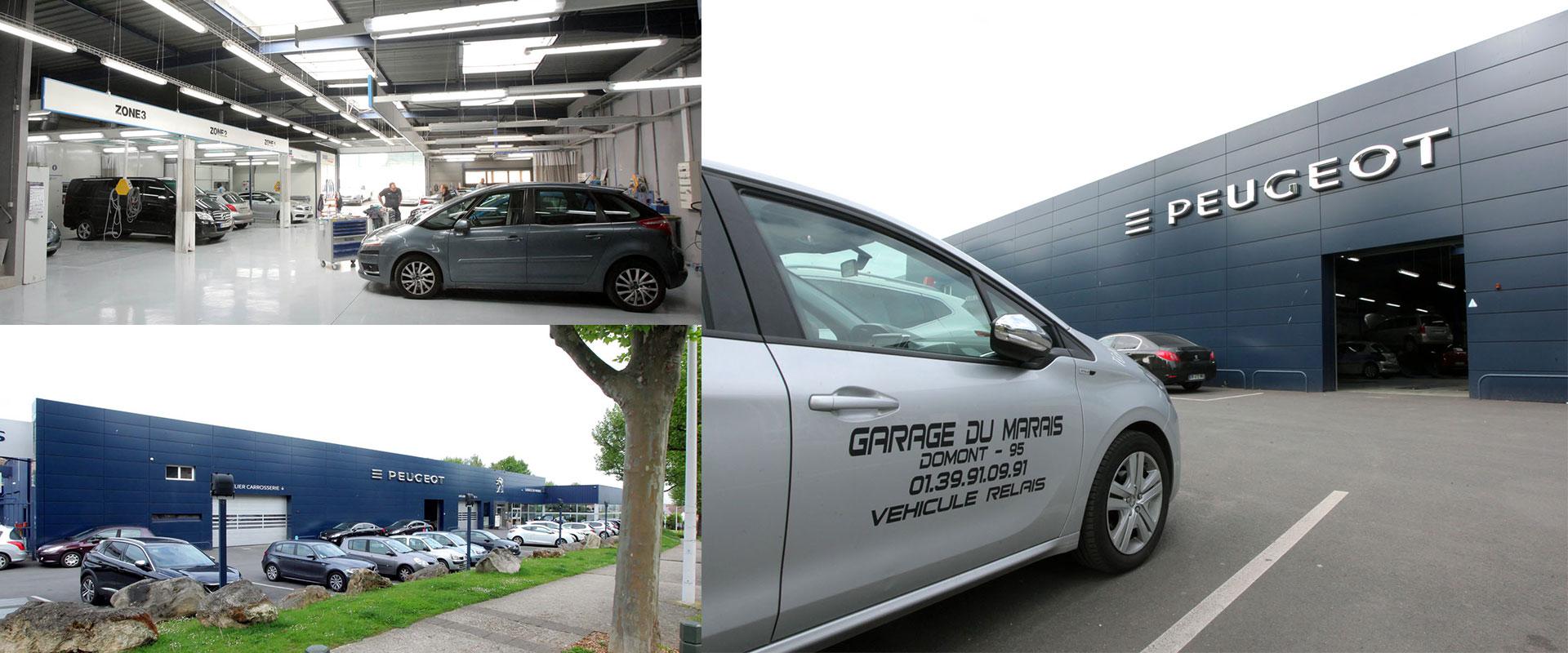 Garage du marais garage automobile domont dans le val d for Garage automobile le cannet